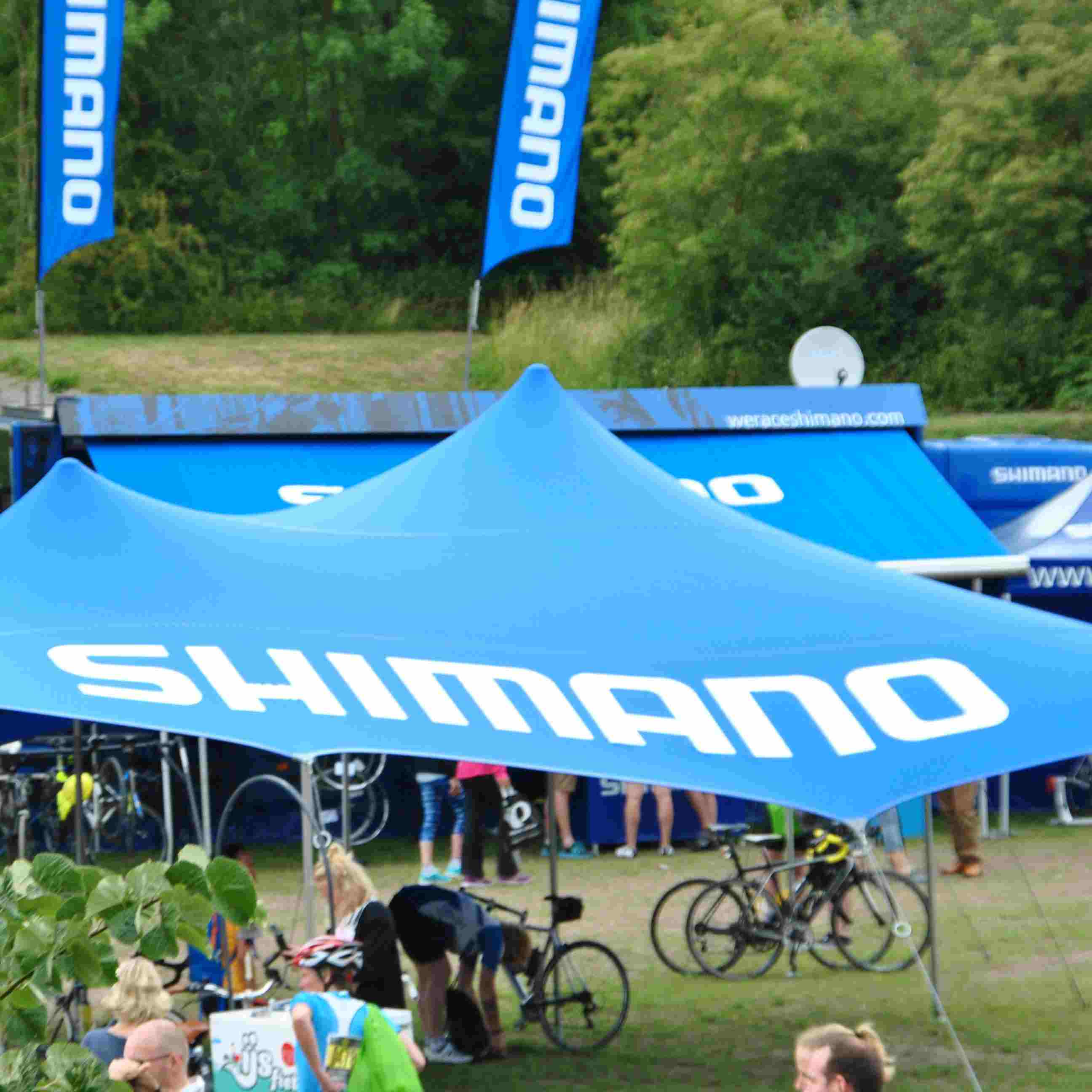 Shimano Stretchtent